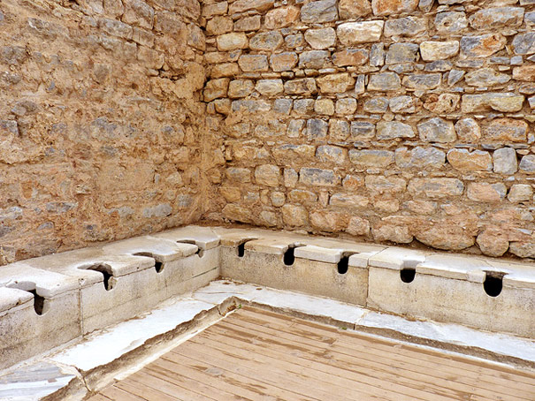 The Latrines of Ephesus