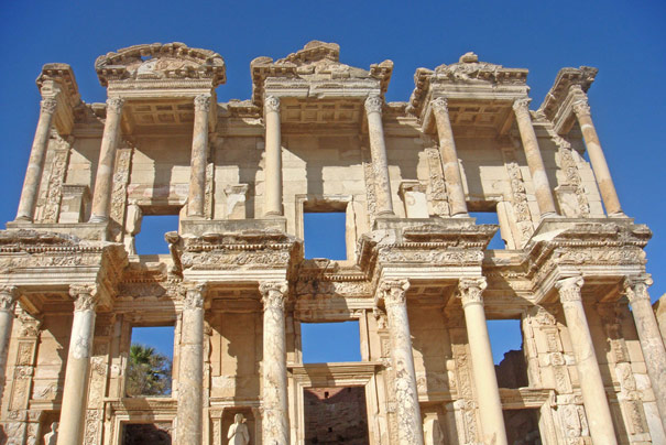 The Library of Celsus Ephesus